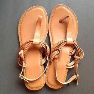 Topshop Sandals Womens Sz 10 NWT